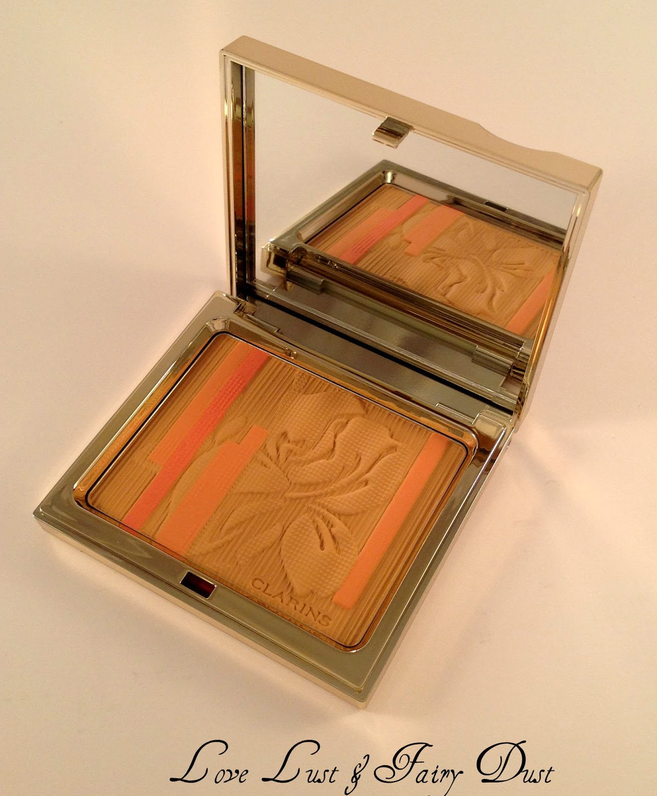 Clarins Limited Edition Face and Blush Powder