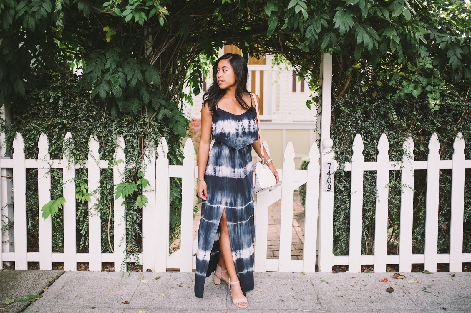 Say Yes to the Maxi Dress