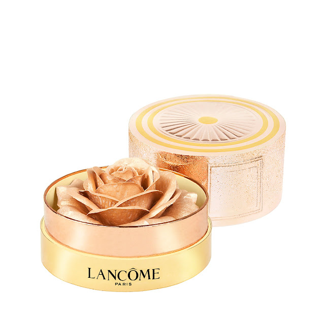 LA ROSE ÀPOUDRER de Lancôme