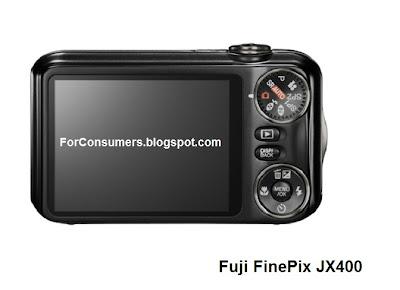 Fuji FinePix JX400