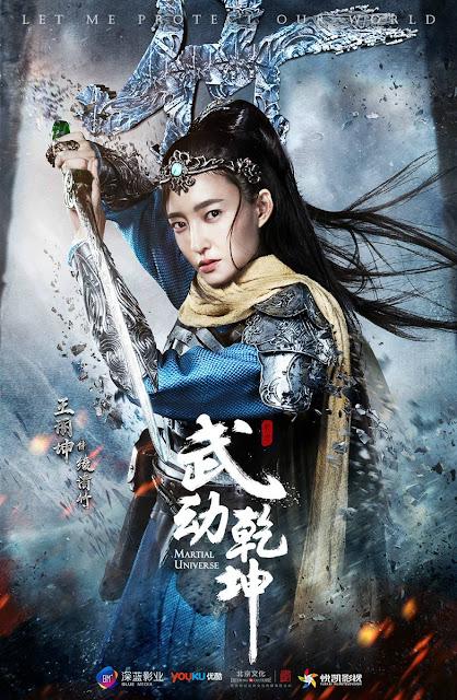 Wang Li Kun Martial Universe