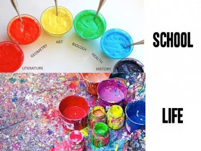 Life vs school