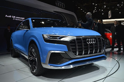 2019 Audi Q8: Date de sortie, Examen, Intérieur