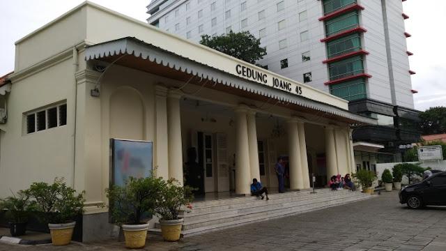 Museum Joang 45