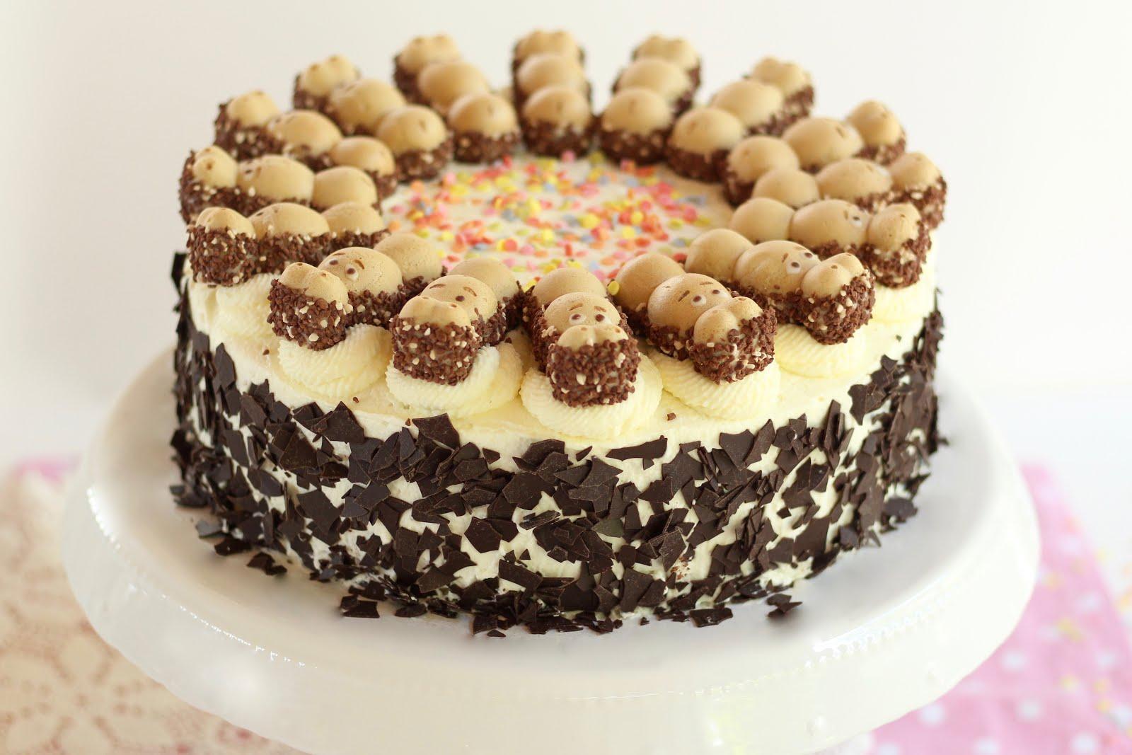 Super leckere Happy Hippo Torte | Nilpferd-Torte zum Geburtstag | Rezept und Video