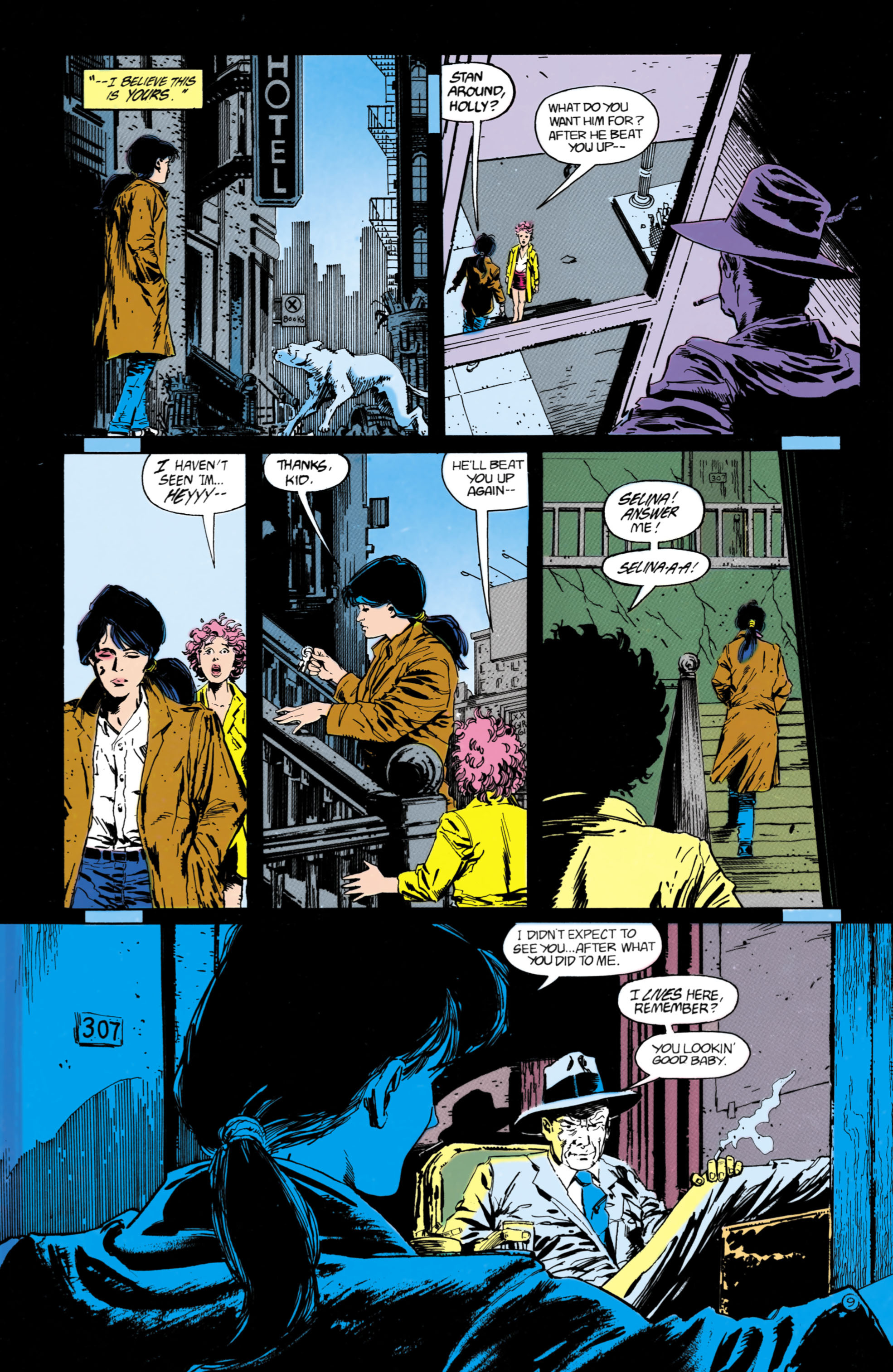 Catwoman (1989) Issue #1 #1 - English 10