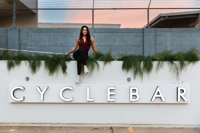 cyclebar spinning