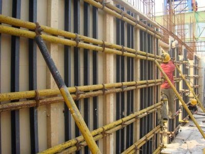 Coppha định hình sử dụng trong xây dựng