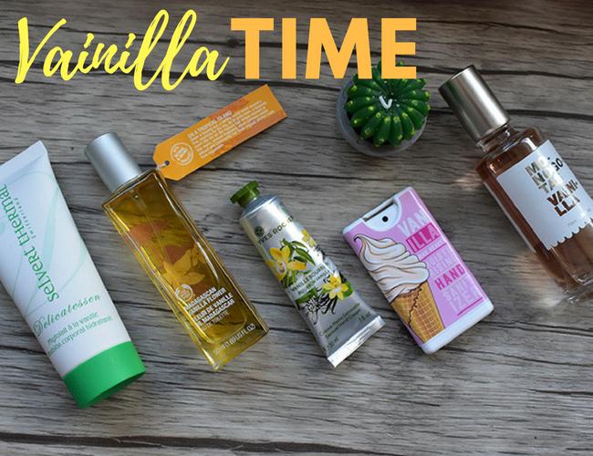 5 productos de Vanilla para usar en Verano
