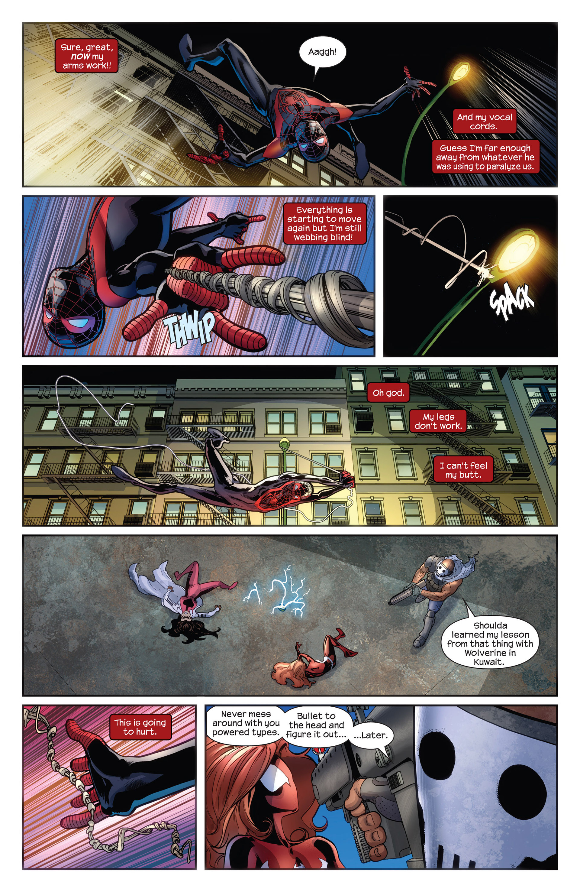 Read online Ultimate Comics Spider-Man (2011) comic -  Issue #27 - 6