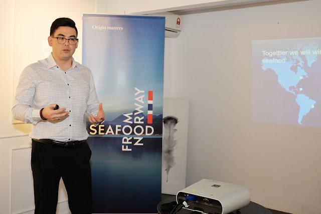 Ikan Fjord Trout Norway | Masakan Sihat & Berkhasiat Untuk Berbuka & Sahur bukan Ramadhan