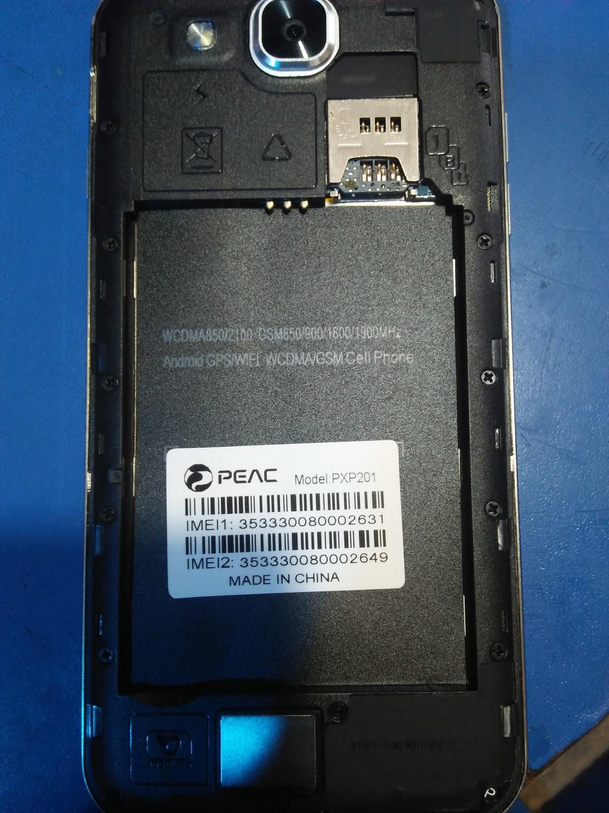 ™MK TelecomBD By Gsm Rokon: PEACE PXP201 MT6580 FIRMWARE
