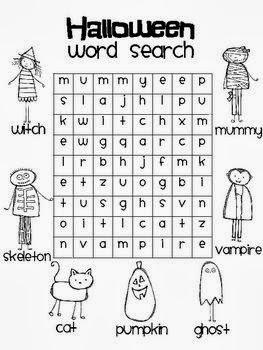 Site do Felipe: Halloween caça palavras em inglês