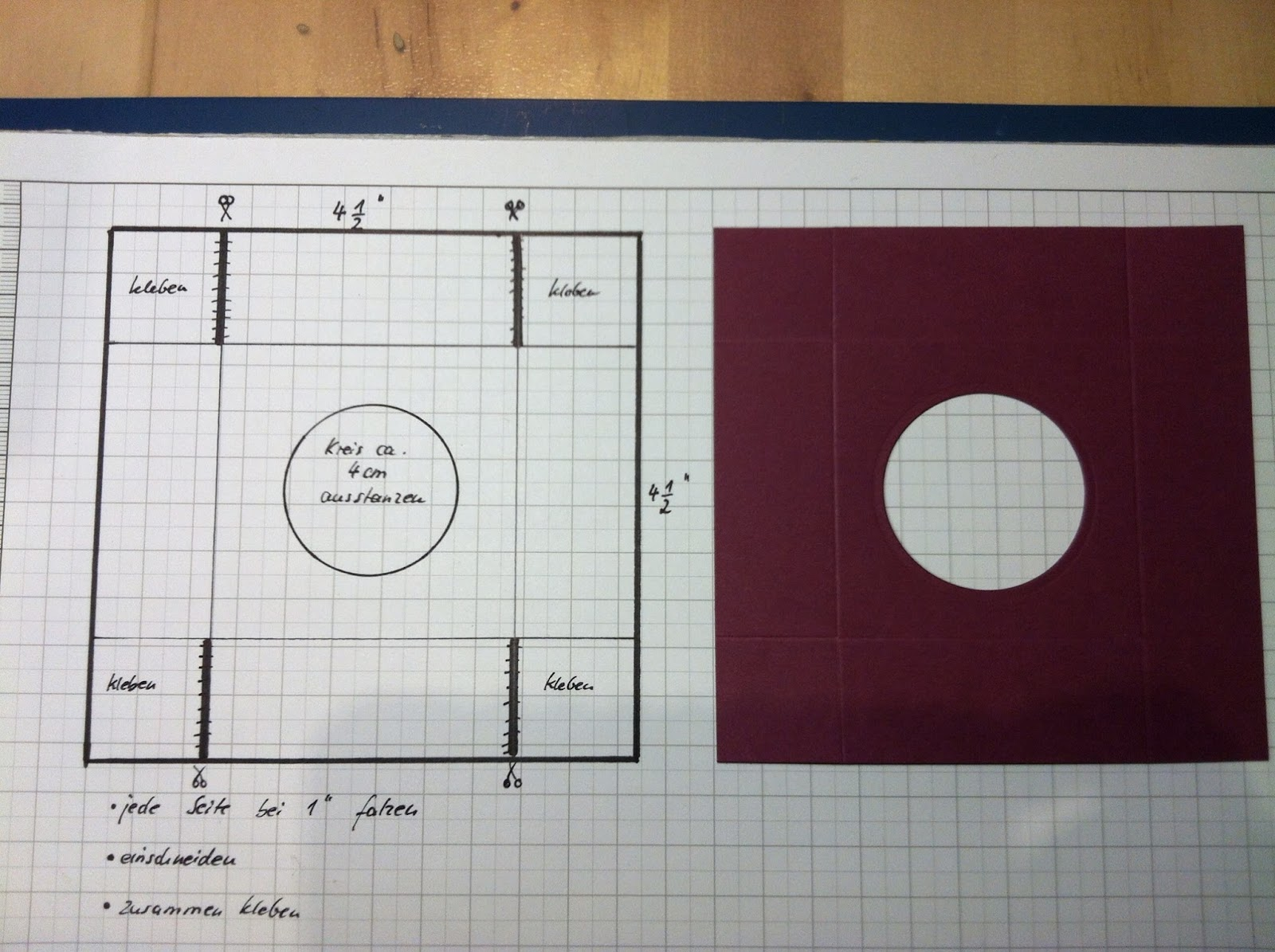 breti68 kreativ mit papier anleitung ei verpackung. Black Bedroom Furniture Sets. Home Design Ideas