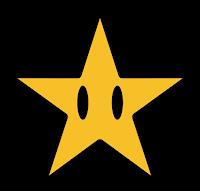 Imagen : Estrella juegos de Mario Bross.