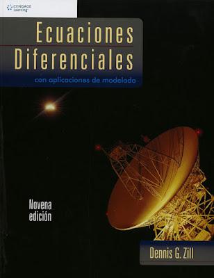 Ecuaciones Diferenciales con aplicaciones de modelado de Dennis G. Zill. PDF