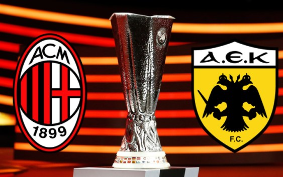AC Milan v AEK Athens Full Match & Highlights 19 October 2017