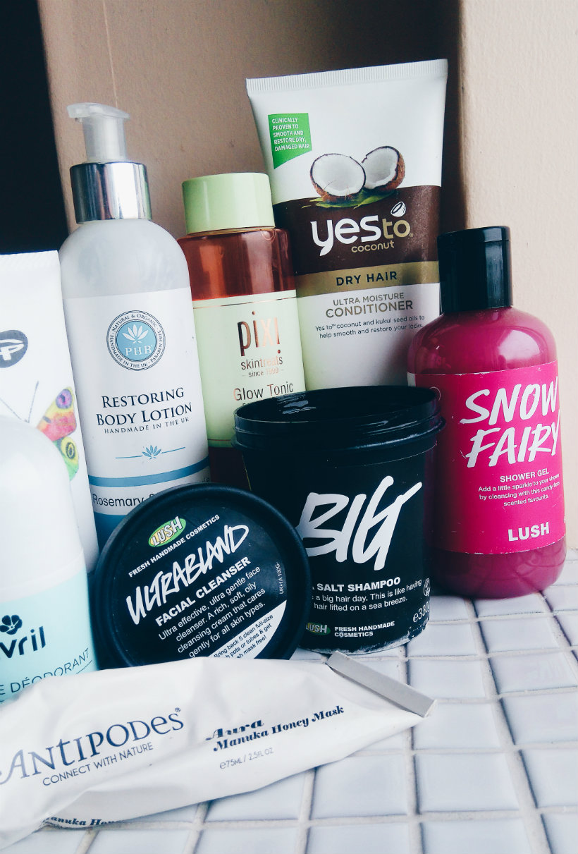 Favourite 2016 Toiletries (Part 2)