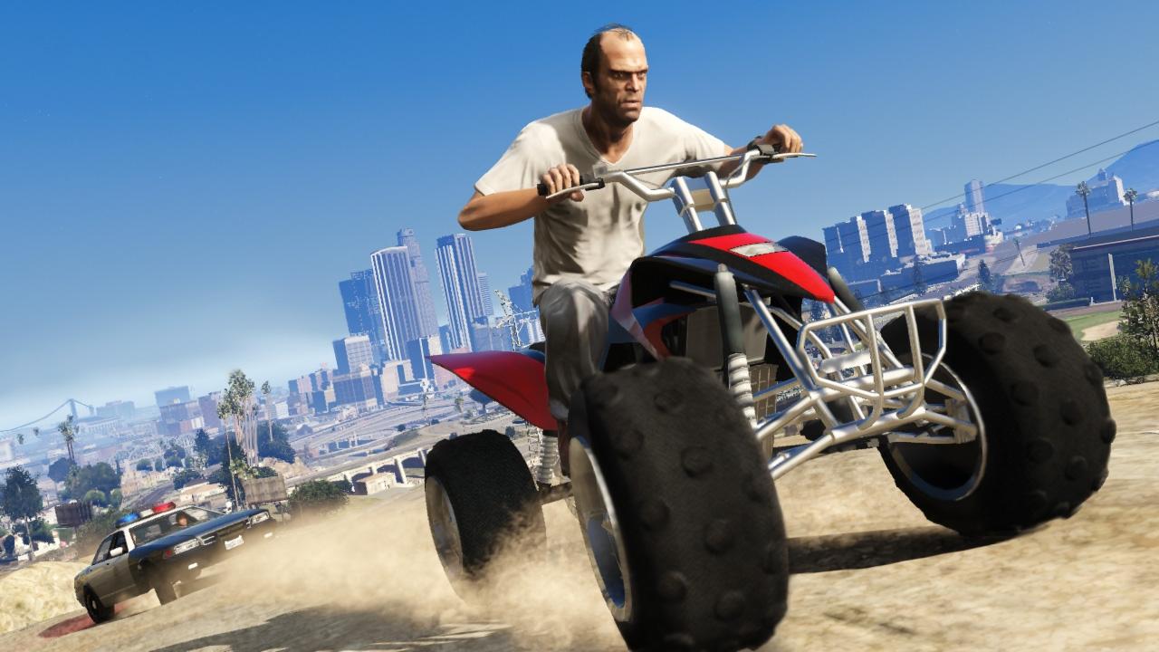 Grand Theft Auto V Serial