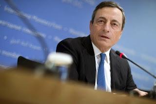 Ο επικεφαλής της ΕΚΤ Μάριο Ντράγκι