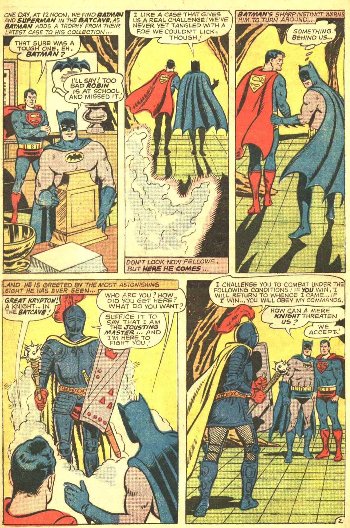 Read online World's Finest Comics comic -  Issue #162 - 4