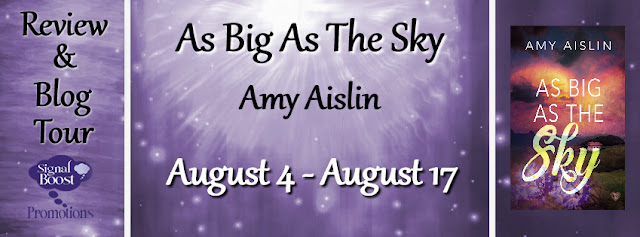 Blog Tour: Guestpost & Giveaway -- Amy Aislin - As Big As The Sky