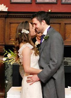 Bride and Groom, wedding hair, hairstyle, wedding, wedding dress, bridal hairstyle