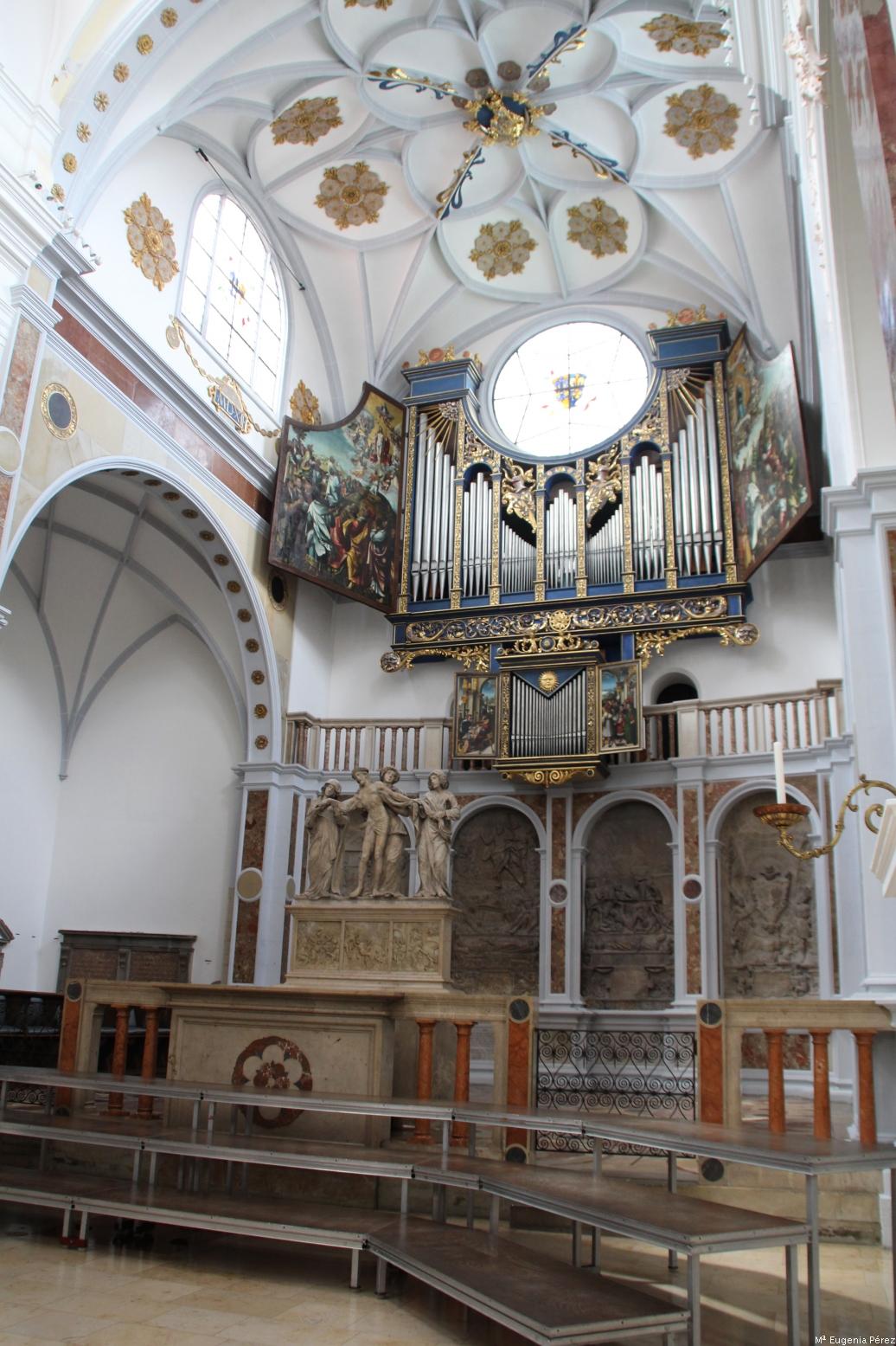 Postales del mundo cr nica 10 iglesia de santa ana for Puerta jakober augsburgo
