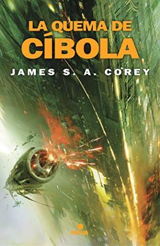 La quema de Cíbola