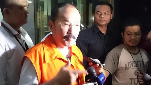 KPK Persilahkan Fredrich Permasalahkan Dokumen Sitaan ke Praperadilan