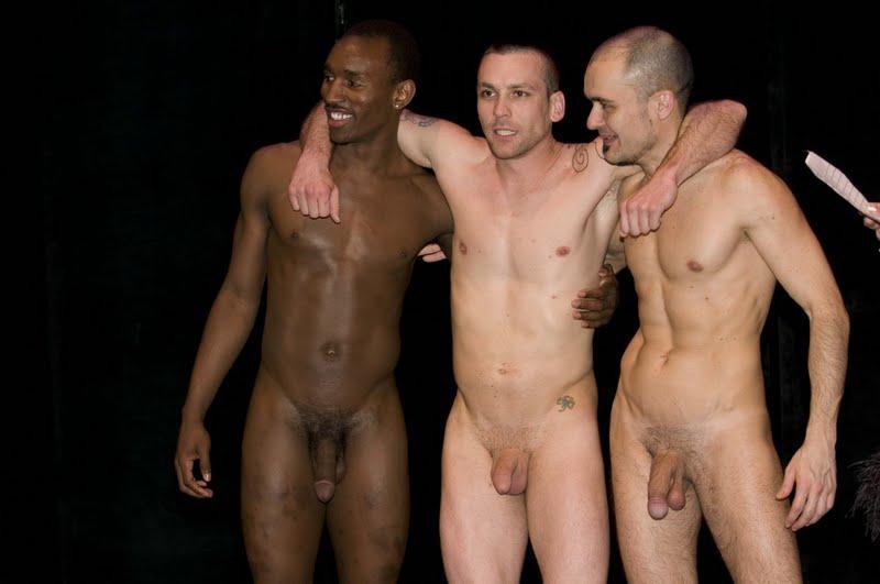 Male Male Female Threesome