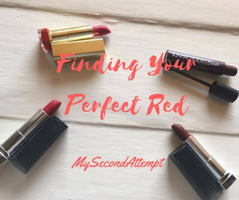 Finding Your Perfect Red