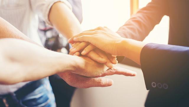 بحث عن قيم المشاركة المجتمعية
