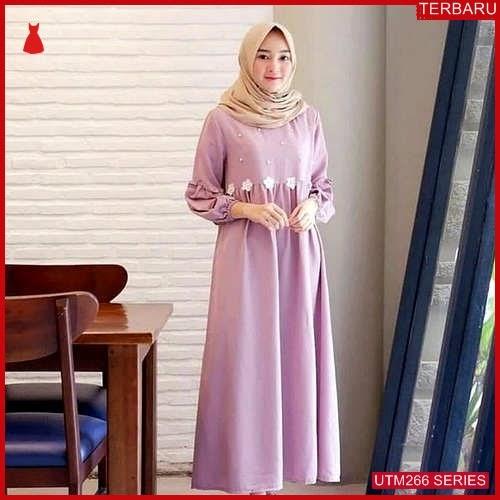 UTM266C68 Baju Clarisa Muslim Keren Dewasa UTM266C68 10A | Terbaru BMGShop