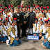 Vice President Inaugurates DG NCC Republic Day Camp 2016