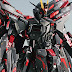 Custom Build: PG 1/60 Strike Freedom Gundam [Coca Cola Zero ver.]