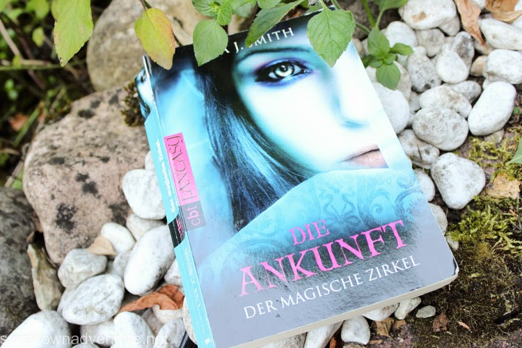 Rezension The Secret Circle, Serienvergleich The Secret Circle, Lisa J. Smith, Buchblogger