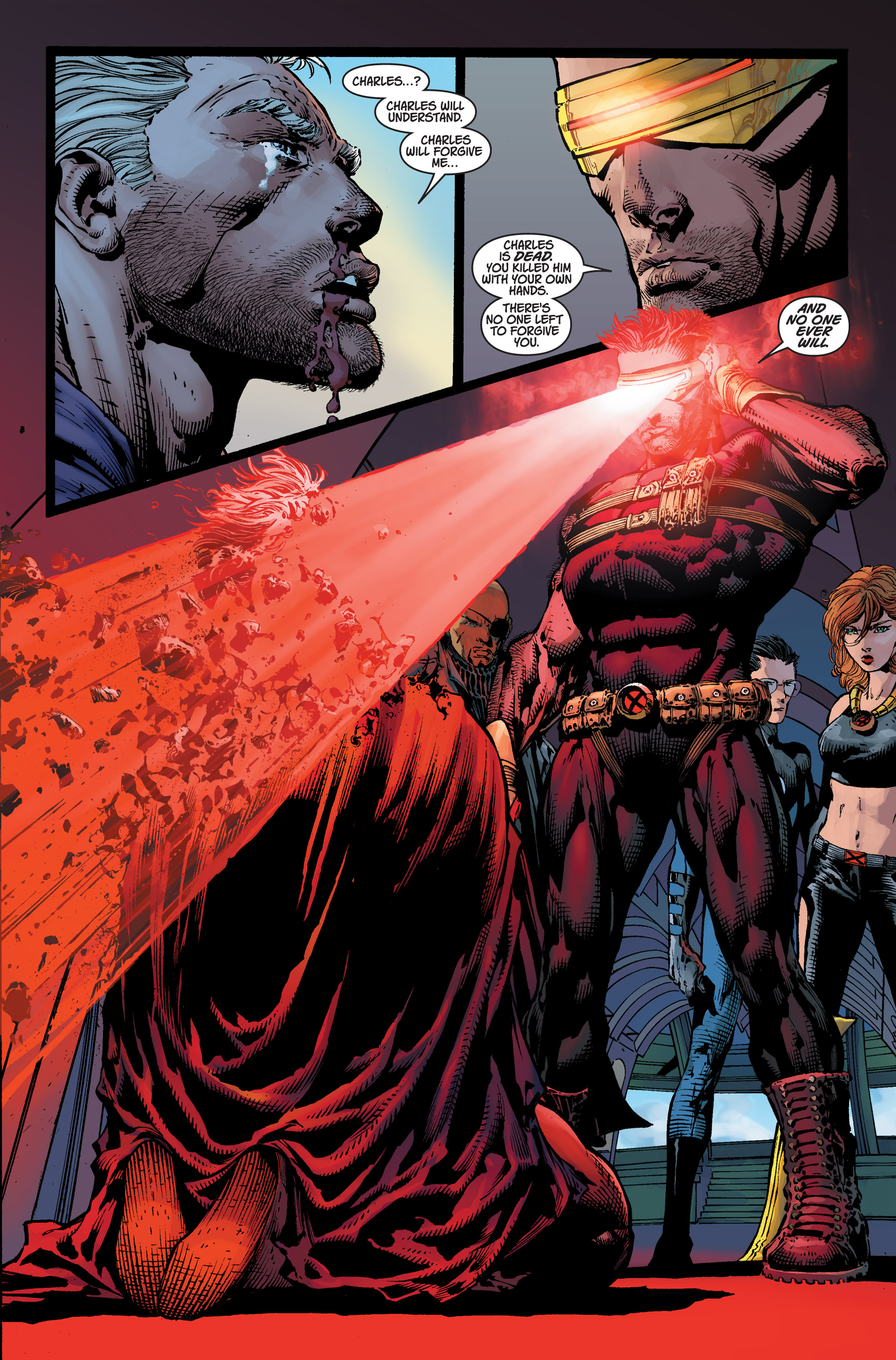 Read online Ultimatum comic -  Issue # _TPB - 107