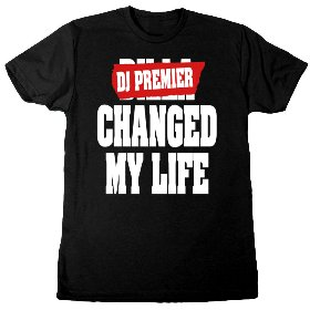 DJ Premier Tribute Shirt