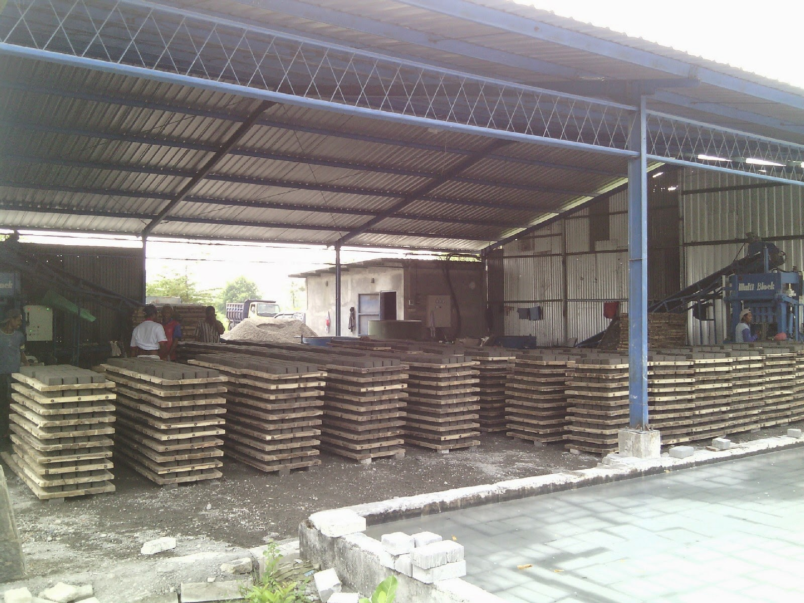 jual paving block di surabaya