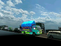Mod Traffic Modus Indonesia Euro Truck Simulator 2