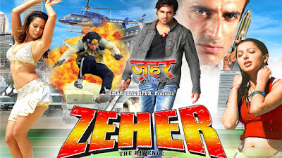 Zeher The revenge Hindi dubbed full movie