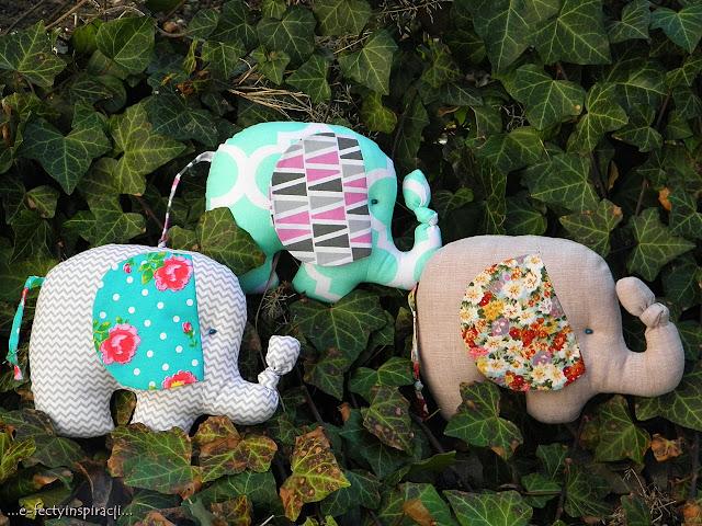 e-fectyinspiracji, efectyinspiracji, słonie, szyta zabawka, szyte z pasją, pluszowe słonie, maskotka, akcja w dobrej sprawie, charytatywnie, moje (S)tworki, jak uszyć słonia, szycie dla dzieci,