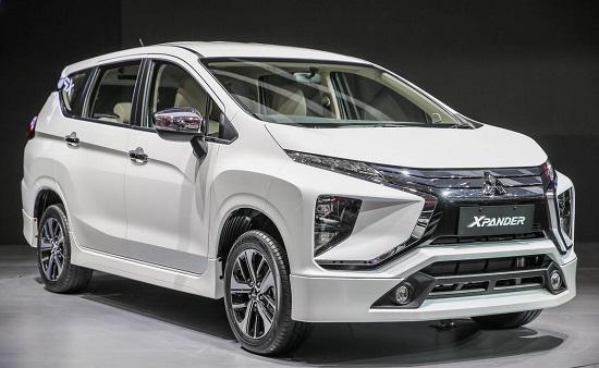 Mitsubishi Xpander Mobil Irit Harga Murah Cocok Untuk Go Car Uber dan Go Grab