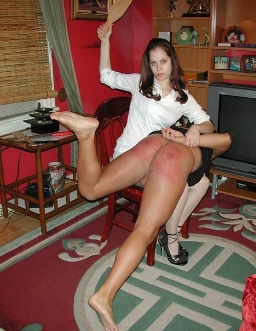 Femdom spanking bolg