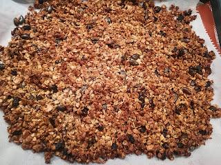 granola maison recettes