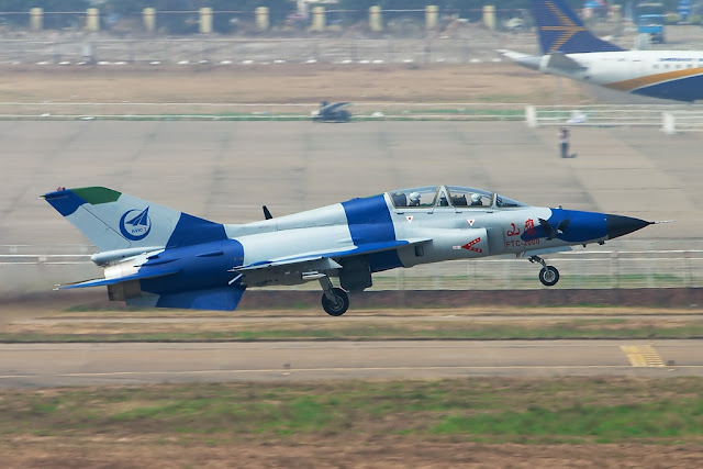 SUDANESE AF HAS SIGNED A DEAL FOR SIX FTC-2000 TRAINER JETS