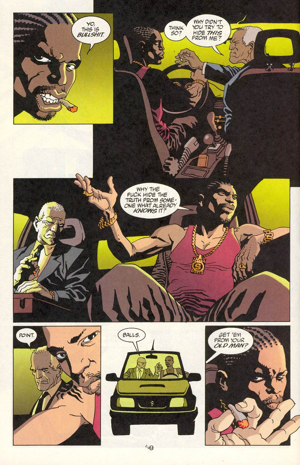Read online 100 Bullets comic -  Issue #15 - 11