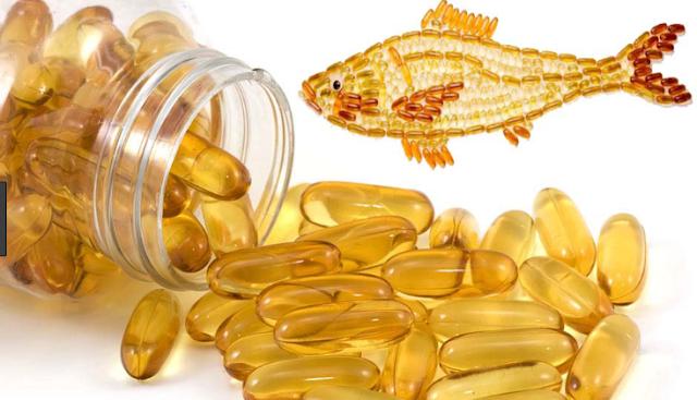 Manfaat Minyak Ikan Bagi Kesehatan
