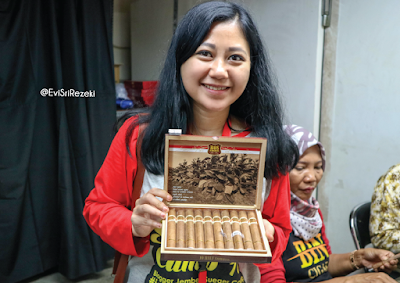Jelajah Tembakau 3: Pabrik Pembuatan Cerutu BIN CIGAR Jember